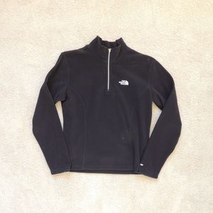 The North Face Black Pull-Over